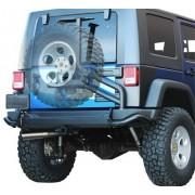 Силовой задний бампер для Jeep Wrangler JK 2007-2018