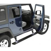 Электрические подножки для Jeep Wrangler JK 2007-2018 4-door