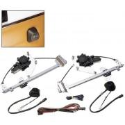 Комплект электрических стеклоподъемников для Jeep Wrangler TJ 1997-2006