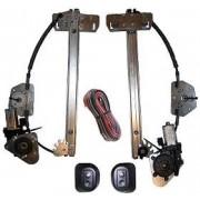 Комплект электрических стеклоподъемников для 2-х дверного Jeep Wrangler JK 2007-2018