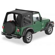 Мягкая крыша Bestop® Sunrider™ для Jeep Wrangler TJ 1997-2006