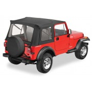 Мягкая крыша Bestop® Supertop® для Jeep Wrangler YJ 1987-1995