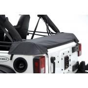 Чехол мягкой крыши для 2-х дверного Jeep Wrangler JK. 2007-2018