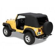 Тент защитный для 2-х дверного Jeep Wrangler JK 2007-2018