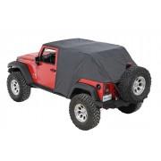 Тент защитный для 4-х дверного Jeep Wrangler JK 2007-2018