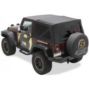 Комплект тонированных окон для 2-х дверного Jeep Wrangler JK 2011-2018