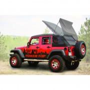 Электрическая крыша  для 4-х дверного Jeep®  Wrangler JK 2007-2014
