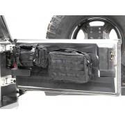Чехол задней двери для Jeep Wrangler TJ 1997-2006