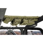 Верхняя консоль для Jeep Wrangler JK 2007-2018
