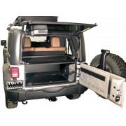 Полка багажника для Jeep Wrangler JK 2011-2014