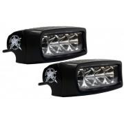 Комплект дополнительной светодиодной оптики для для Jeep Wrangler JK 2007-2018