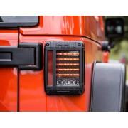 Комплект светодиодных фонарей для Jeep Wrangler JK 2007-2018