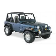 Расширители арок Bushwacker для Jeep Wrangler YJ 1987-1995