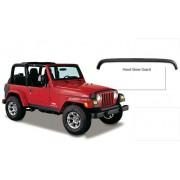 Дефлектор капота  для Jeep Wrangler TJ