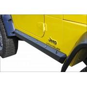 Защита порогов  для Jeep Wrangler TJ