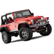 Расширители арок Bushwacker для Jeep Wrangler TJ 1997-2006