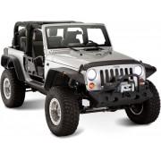 Расширители арок Bushwacker, для 2-х дверного Jeep Wrangler JK 2007-2018