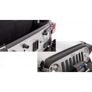Защита капота и двери багажника для Jeep Wrangler JK 2007-2018