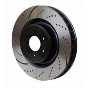 Комплект передних спортивных тормозных дисков для Jeep® Wrangler JK 2007-2018