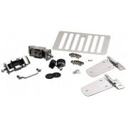 Комплект капота для Jeep Wrangler TJ 1997-2006