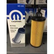 Фильтр масляный для Jeep® Wrangler JK 2014+ 3.6л
