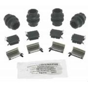 8.Комплект пружинок задних тормозных колодок для Jeep® Wrangler JK 2007-2018