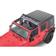 Мягкая крыша Bestop® Sunrider® для 4-х дверного Jeep Wrangler 2007-2016