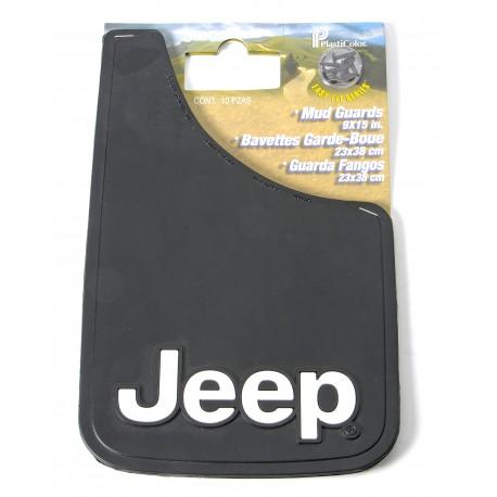 Комплект универсальных брызговиков для Jeep Wrangler