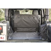Чехол багажника для 2-х дверного Jeep Wrangler JK 2007-2018