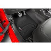 Комплект передних ковров для Jeep Wrangler JL 2018+