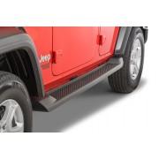 Комплект оригинальных порогов для 4-х дверного Jeep Wrangler JL 2018+