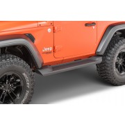 Комплект оригинальных порогов для 2-х дверного Jeep Wrangler JL 2018+