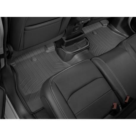 Комплект задних ковров для 2-х дверного Jeep Wrangler JL 2018+