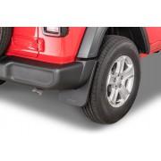 Комплект задних брызговиков для Jeep Wrangler JL 2018+