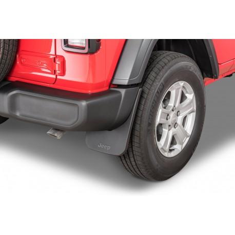 Задние брызговики для Jeep Wrangler JL 2018+