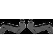 Комплект коррекции передней подвески для Jeep® Wrangler JL 2018+