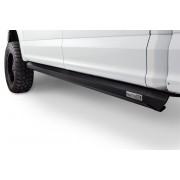 Электрические подножки для лифтованных Jeep Wrangler JK 2018+ 4-door