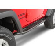 Подножки для 2-х дверного Jeep Wrangler JK 2007-2018
