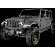 Комплект светодиодных повторителей поворота для Jeep Wrangler JL,Jeep Gladiator JT 2018+