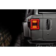 Комплект светодиодных фонарей для Jeep Wrangler JL 2018+