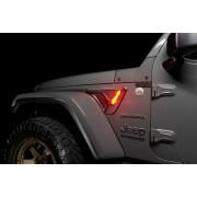 Светодиодная система освещения Sidetrack для Jeep Wrangler JL,Jeep Gladiator JT 2018+
