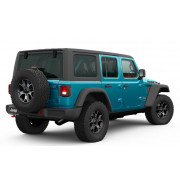 Жесткая крыша для 4-х дверного Jeep Wrangler JL 2018+