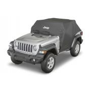 Тент защитный для 2-х дверного Jeep Wrangler JL 2018+