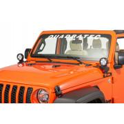 Комплект кронштейнов для дополнительного света для  Jeep Wrangler JL 2018+