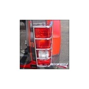 Защита фонарей для Hummer H3